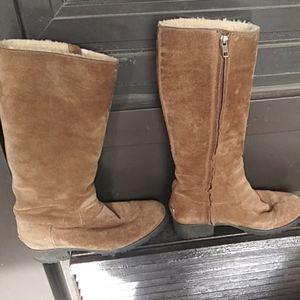 Ugh tall boots